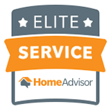 Elite Service distinction from HomeAdvisor